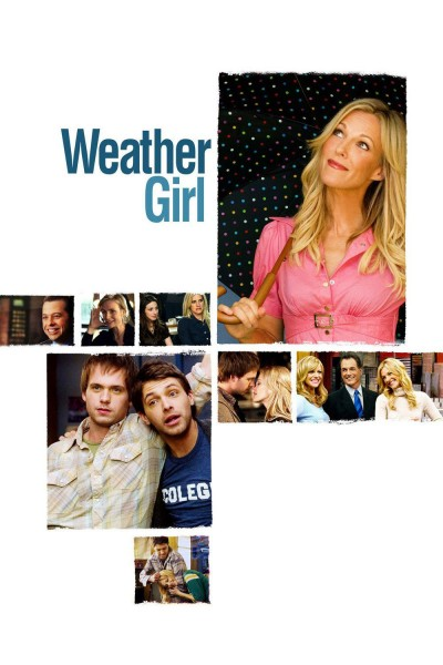 Weather Girl movie font