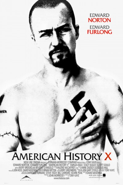 American History X movie font