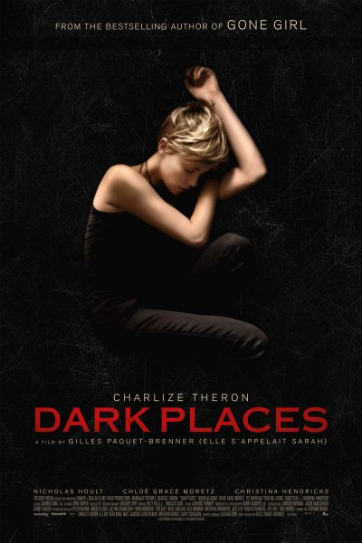 Dark Places movie font