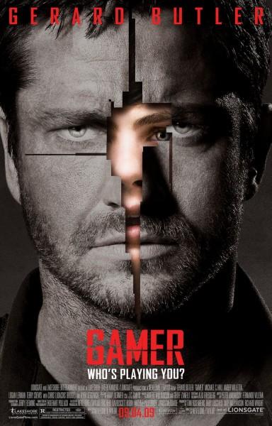 Gamer movie font