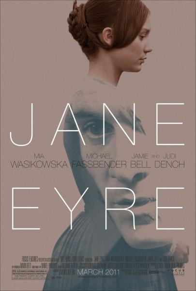 Jane Eyre movie font