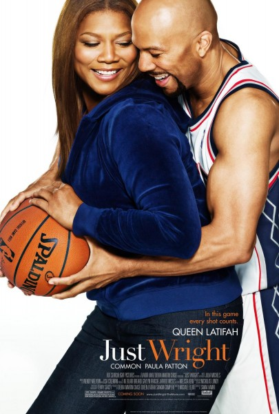 Just Wright movie font