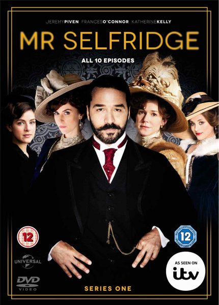Mr Selfridge movie font
