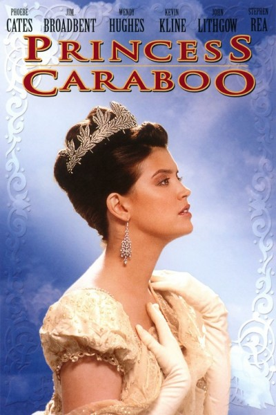 Princess Caraboo movie font