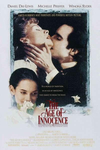 The Age of Innocence movie font