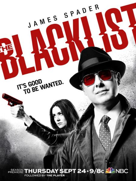 The Blacklist movie font
