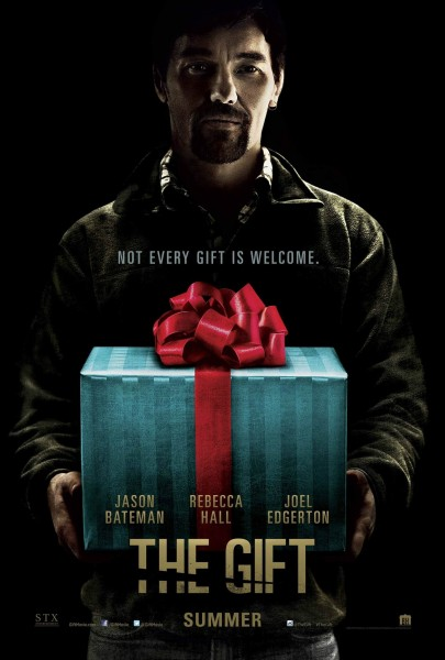 The Gift movie font