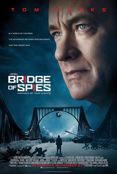 Bridge of Spies movie font