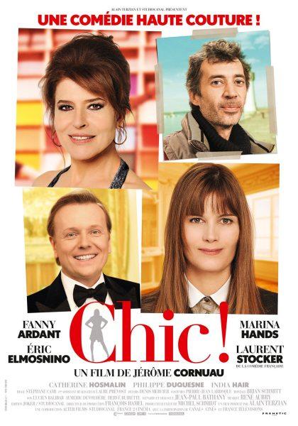 Chic! movie font