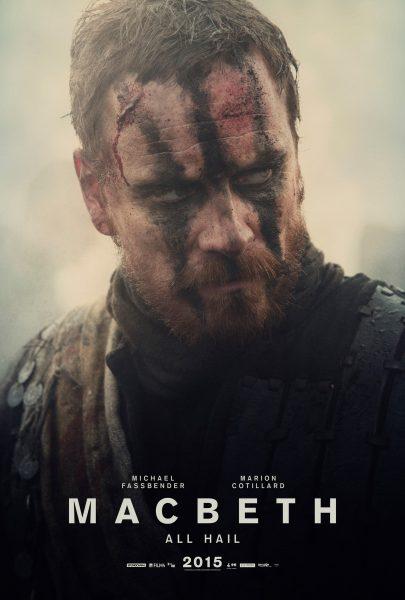 Macbeth movie font