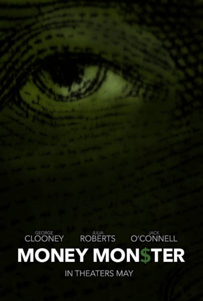 Money Monster movie font