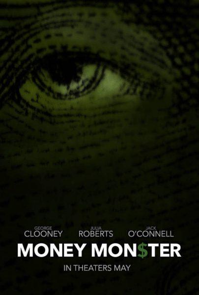 Money Monster movie font