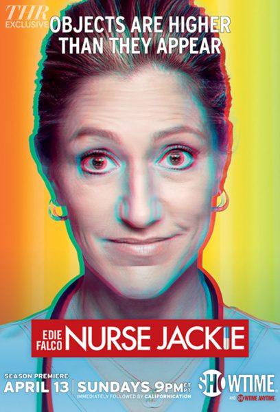 Nurse Jackie movie font