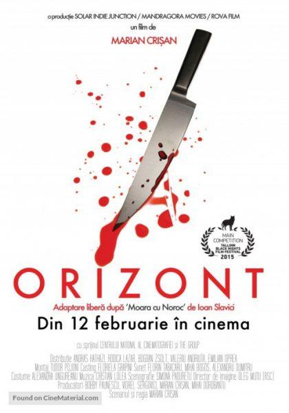 Orizont movie font
