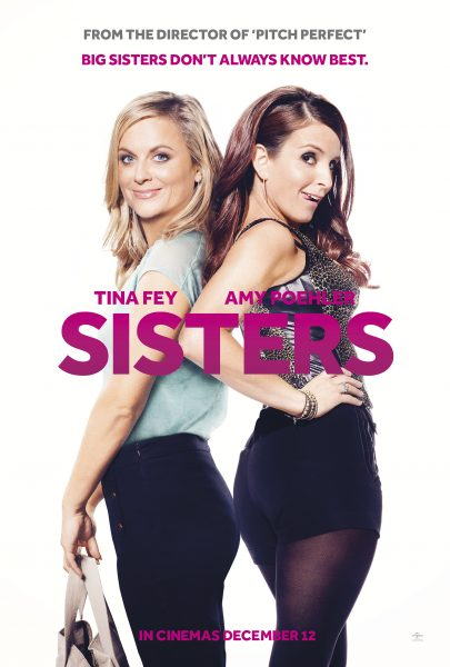 Sisters movie font