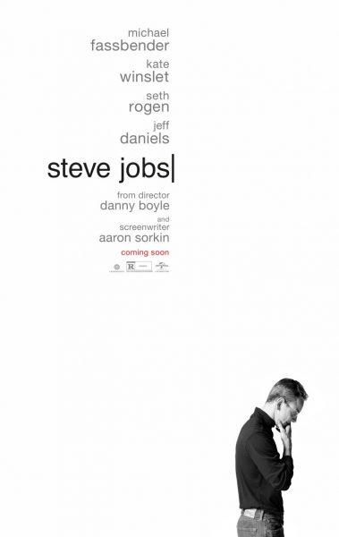 Steve Jobs movie font