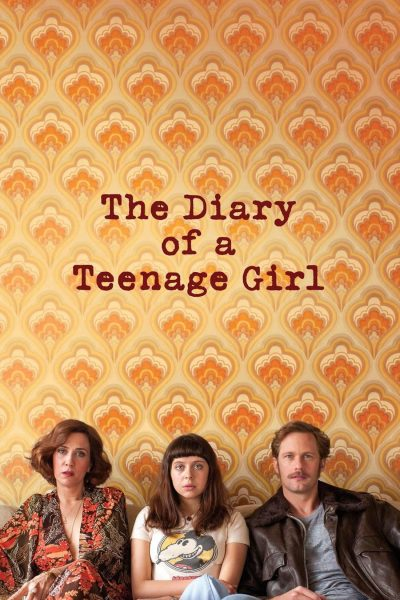 The Diary of a Teenage Girl movie font