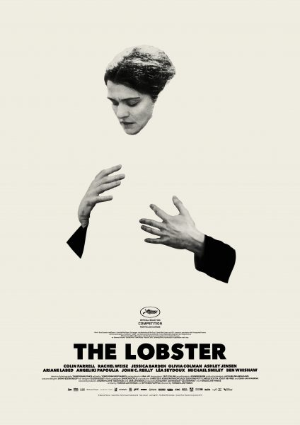 The Lobster movie font