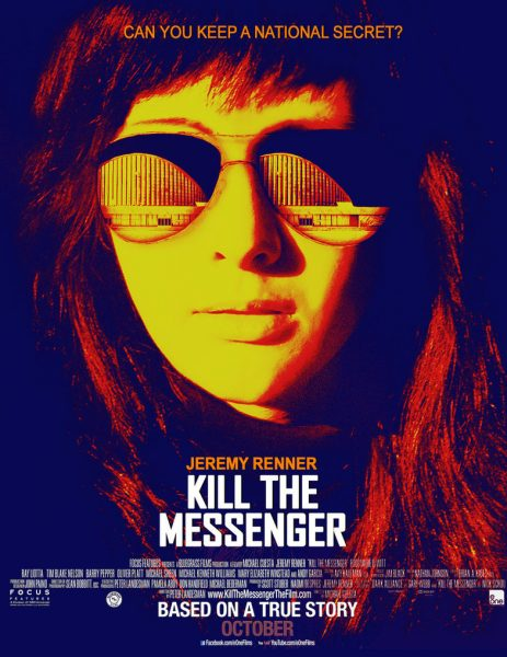 Kill the Messenger movie font