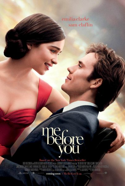 Me Before You movie font