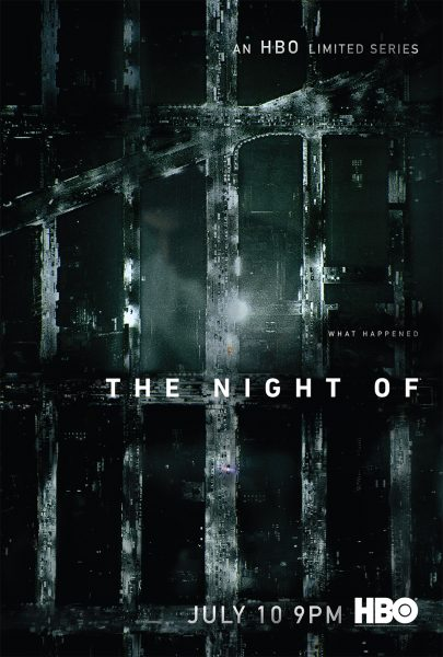 The Night Of movie font