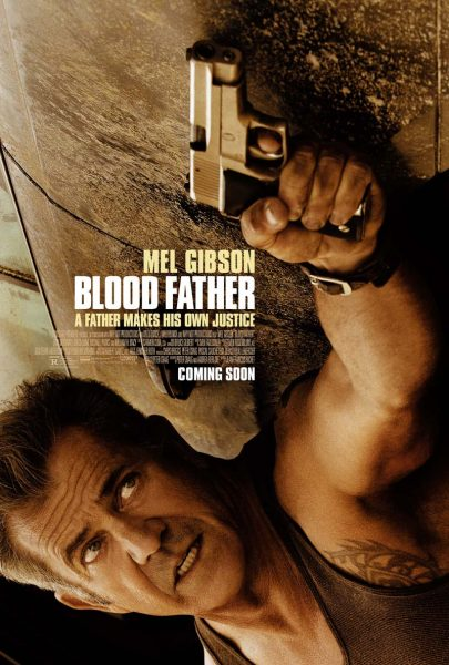 Blood Father movie font