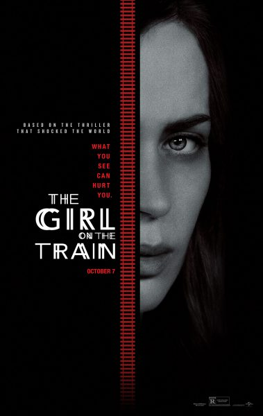 The Girl on the Train movie font