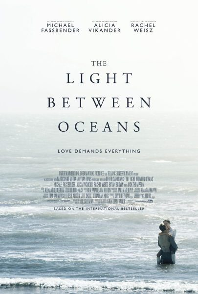 The Light Between Oceans movie font
