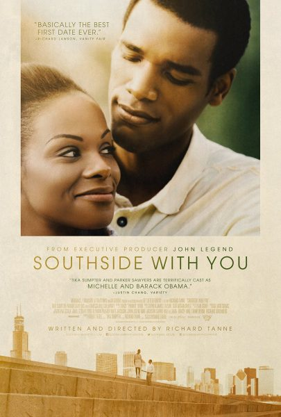 Southside with You movie font