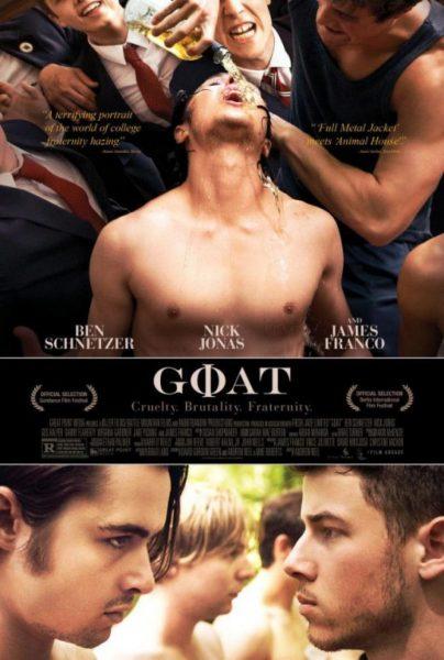 Goat movie font