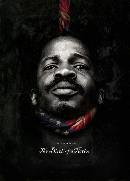 The Birth of a Nation movie font