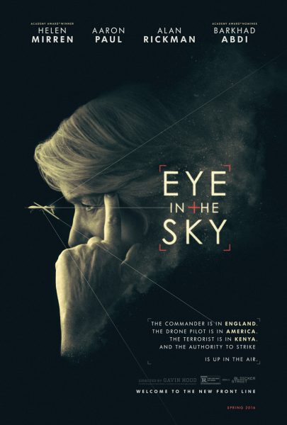 Eye in the Sky movie font
