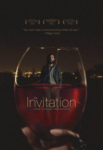 The Invitation movie font