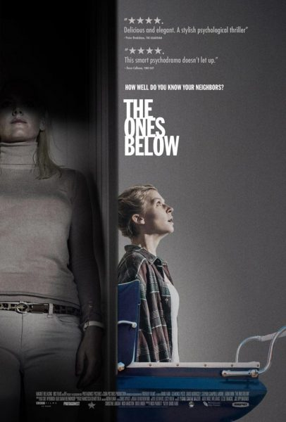 The Ones Below movie font
