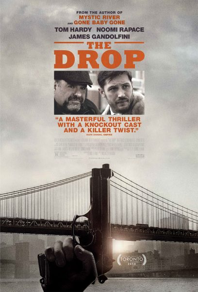 The Drop movie font