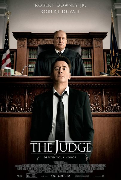 The Judge movie font