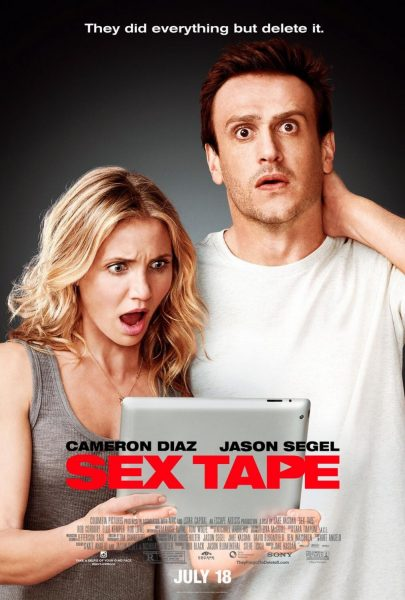 Sex Tape movie font