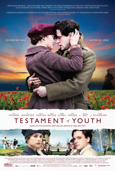 Testament of Youth movie font