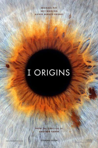 I Origins movie font