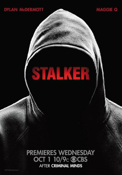 Stalker movie font