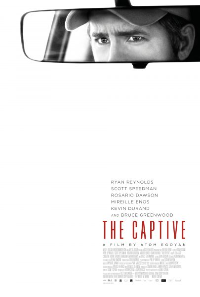 The Captive movie font
