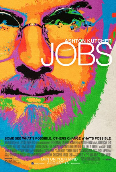 Jobs movie font