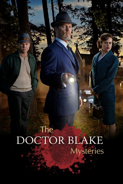 The Doctor Blake Mysteries movie font