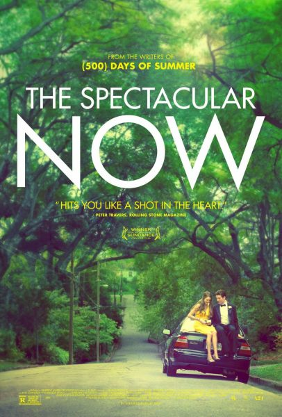 The Spectacular Now movie font